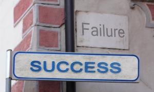 failure spiritual