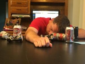 freedom hangover